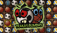 "Online game ""Crazy balls"""