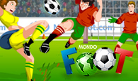 "Online game ""MondoFoot"""