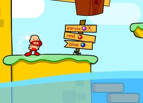 "Game ""Red Beard on Gold Hunt"""