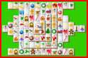 "Game ""Christmas Mahjong"""