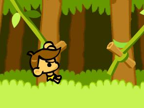 "Game ""Jungle Jump Jump"""