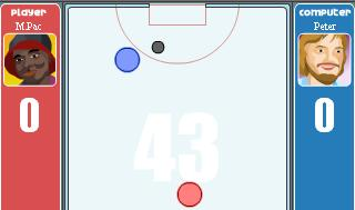 "Game ""Table Hockey"""