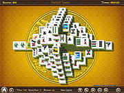 "Game ""Mahjong Tower"""