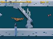 "Game ""Scooby Doo 1000 Graveyard Dash"""