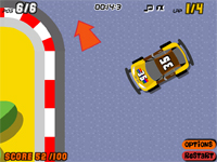 "Game ""Demolition Drifters"""