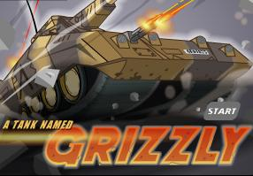 "Game ""A Tank Named Grizzly"""