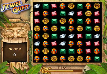 "Game ""Jewel Quest"""