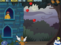"Game ""Scooby Doo Love Quest"""