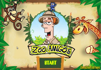 "Game ""Zoo Amigos"""