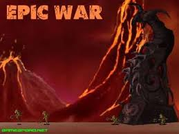 "Game ""Epic War 1"""