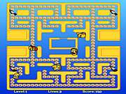 "Game ""Simpsons Pacman"""