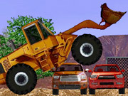 "Game ""Bulldozer Mania"""