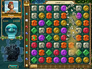 "Game ""The Treasures Of Montezuma 2"""