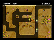 "Game ""Tomb Digger"""