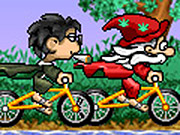 "Game ""Cycle Scramble"""