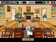 "Game ""Bush Shoot Out"""