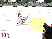 "Game ""Cock Shooter 2"""