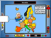 "Game ""Geography Game - Europe"""