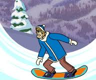 "Game ""Scooby Doo Big Air Snow Show"""