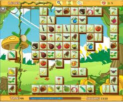 "Game ""Fruits Vegetables Picture Matching"""