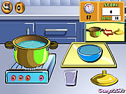 "Game ""Cooking Show Chicken Fried Rice"""