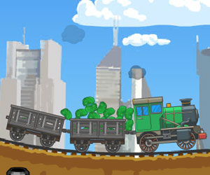 "Game ""Coal Express 5"""