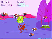 "Game ""Happy Tree Friends - Jumping Nutty"""