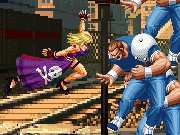 "Game ""KOF Fighting 1.2"""
