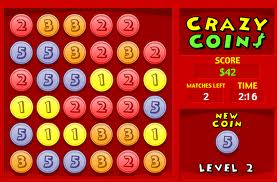 "Game ""Crazy Coins"""