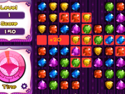 "Game ""Gem Swap Luxury"""