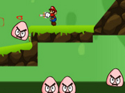 "Game ""Super Mario Gun Adventure"""
