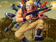"Game ""Metal Slug Hostage Rescue"""