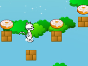 "Game ""Cheese-Eating Cat"""