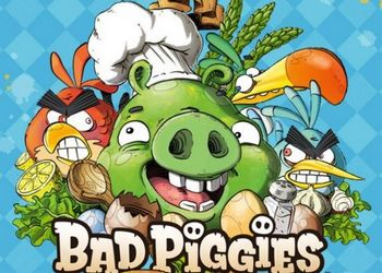 "Game ""Bad Piggies HD 2"""