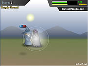 "Game ""Old Angry Wizard"""