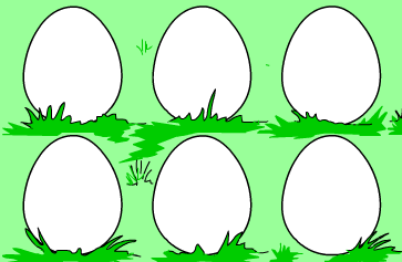 "Game ""Matching Eggs"""
