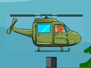 "Spēle ""Jerry Bombing Helicopter"""