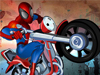 "Game ""Spiderman Ride"""