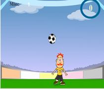 "Game ""Football Header"""