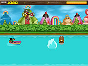 "Game ""Rainbow Monkey Rundown"""