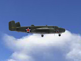 "Game ""The Wing of Bomber 1.5"""