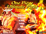"Game ""One Piece Ultimate Fight 1.7"""