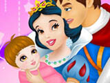 "Game ""Snow White And Prince Care"""