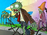 "Game ""Plants V.S. Zombies"""