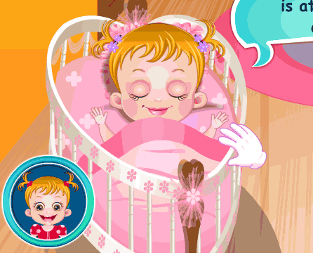 all all all baby hazel games