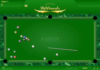 "Game ""Billiards"""