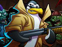 "Game ""Zombies vs Penguins 3"""