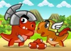 "Game ""Dino Meat Hunt 2"""
