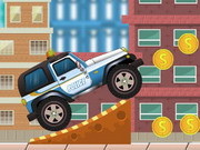 "Game ""Police Train Chase"""