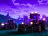 "Game ""Tractor Racing"""